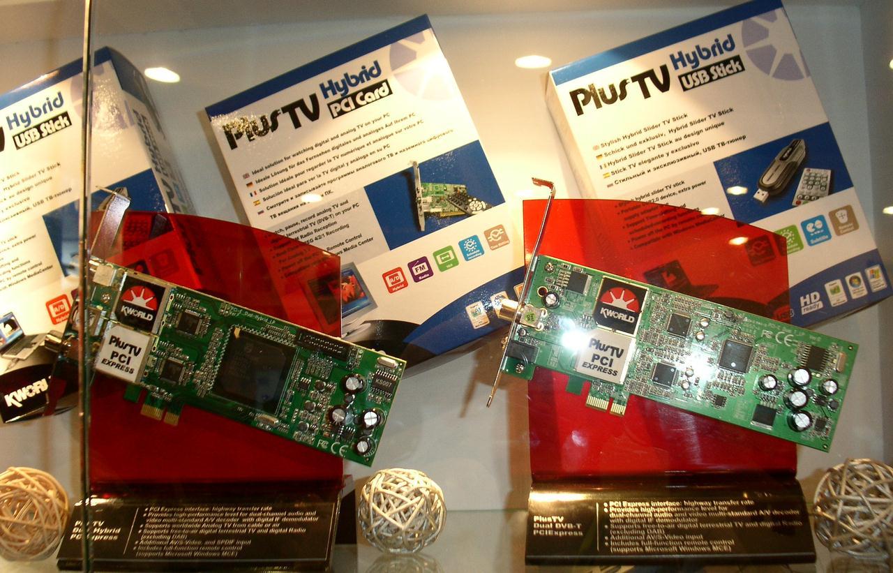 KWorld PVR-TV PE210 TV Card HyperMedia Center Drivers Windows 10