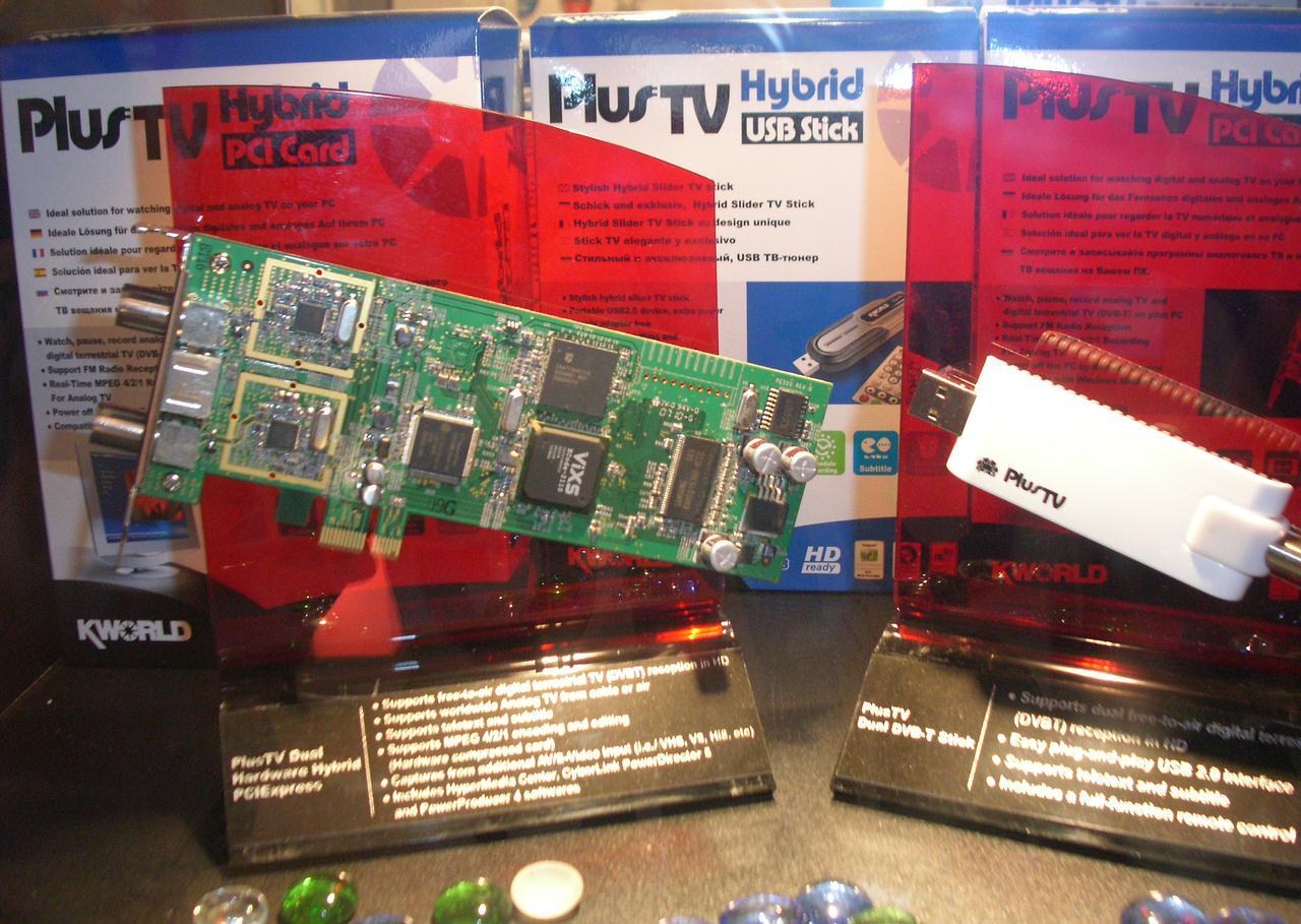 Download Driver: KWorld DVB-S PI210 TV Card HyperMedia Center