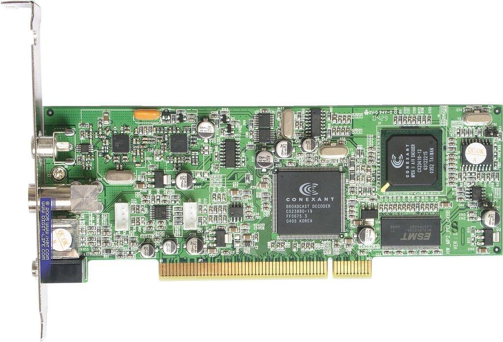 Драйвер Conexant Fusion 878A