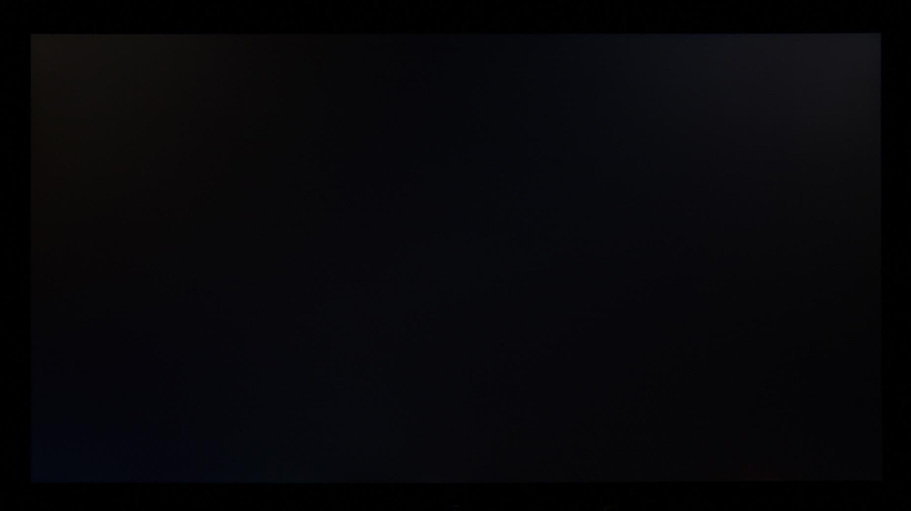 черно белый экран в видео