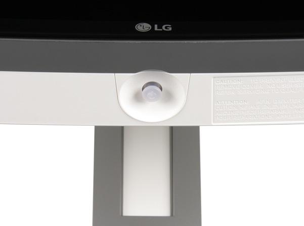 ЖК-монитор LG 34UC99, контрольная панель