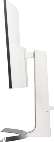 ЖК-монитор LG 34UC99, вид сбоку