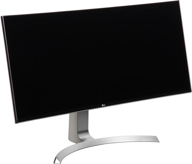 ЖК-монитор LG 34UC99, общий вид