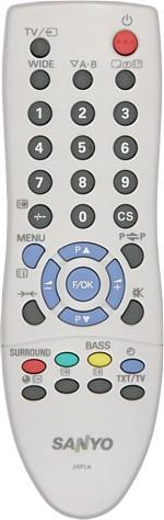 Данный пульт подходит к следующим моделям аппаратуры. телевизор CE-29FS2, телевизор CE29FS2.