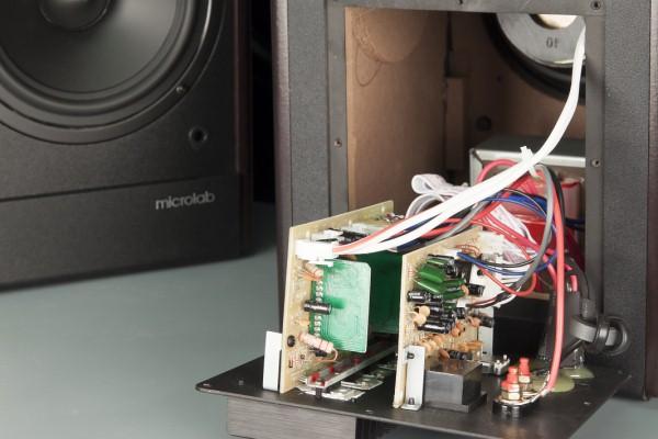 Усилитель Microlab Solo 6C
