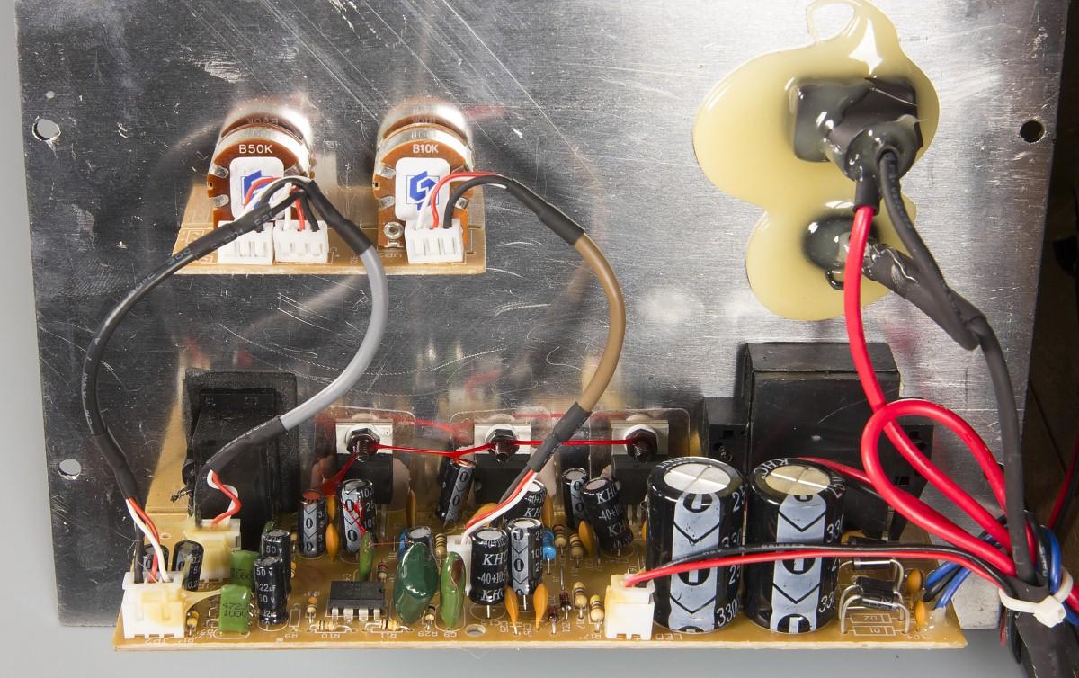 Усилитель microlab m-290