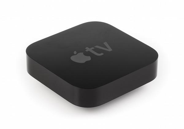 Внешний вид Apple TV