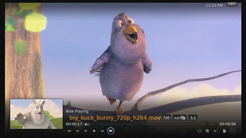 xbmc на Apple TV