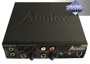 Sound blaster audigy ls