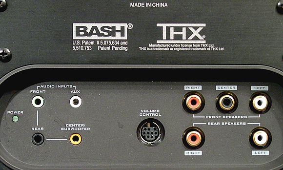 Creative Megaworks 5 1 Thx 550 Active 5 1 Acoustic System