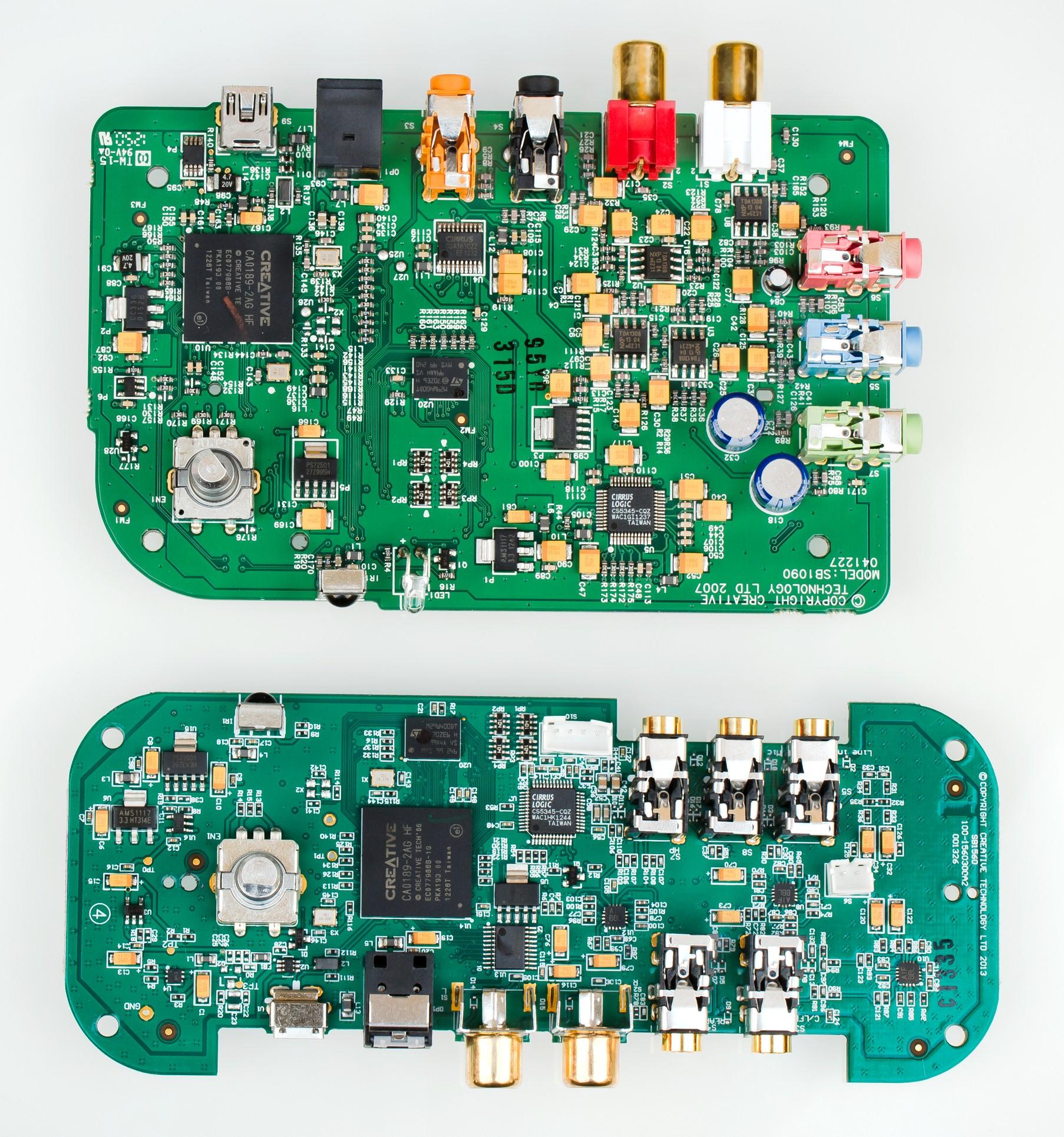 Creative Sound Blaster Omni Surround 5 1 vs  Creative Sound