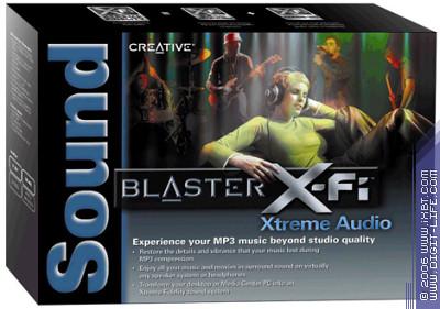 Sound blaster sb0730