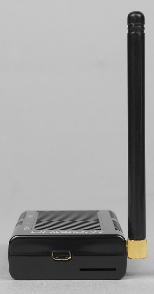 Внешний вид плеера Dune HD Connect