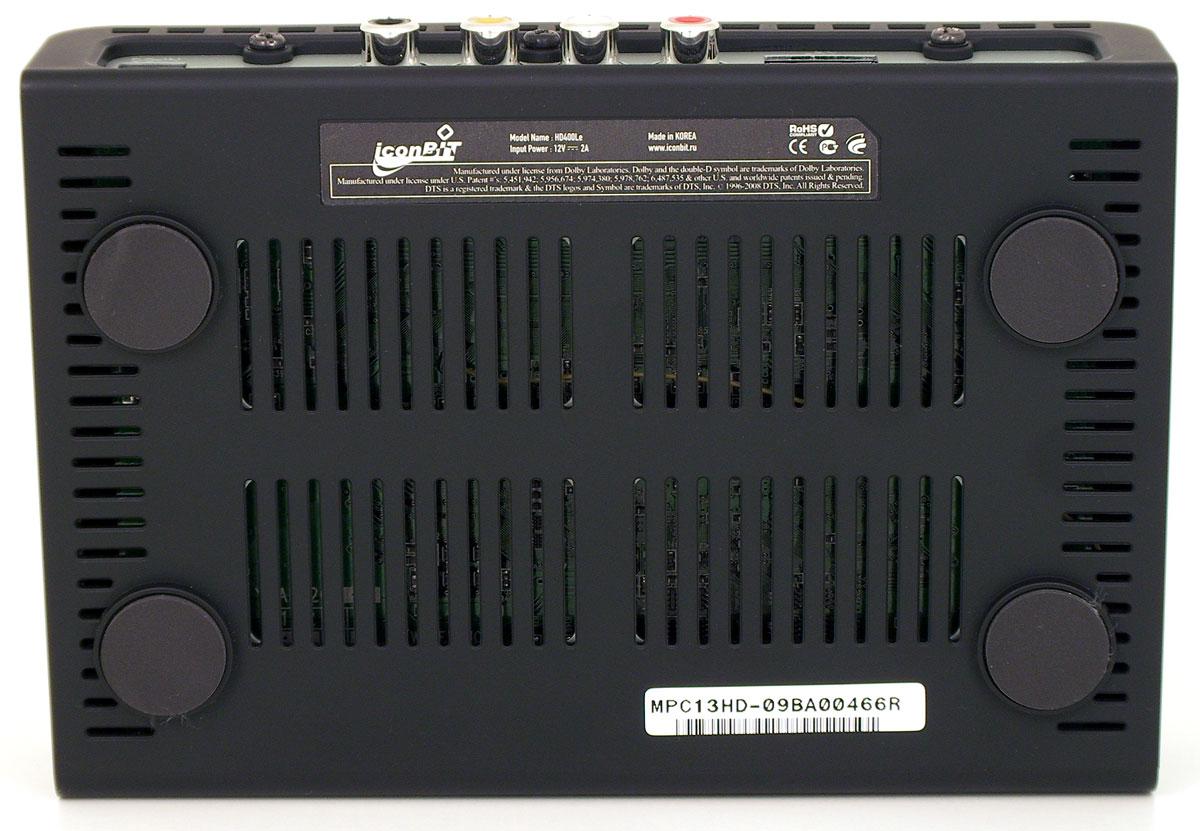 DRIVER UPDATE: ICONBIT HD400L MEDIA PLAYER