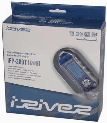 Iriver iFP-380T MP3 Player Driver (2019)