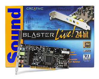 creative sound blaster live drivers