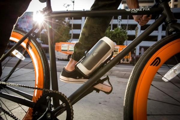 Как сделать колонки на велосипед, Велотюнинг - YouTube