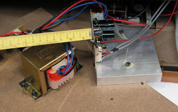 Подключение усилителя к компьютеру 1