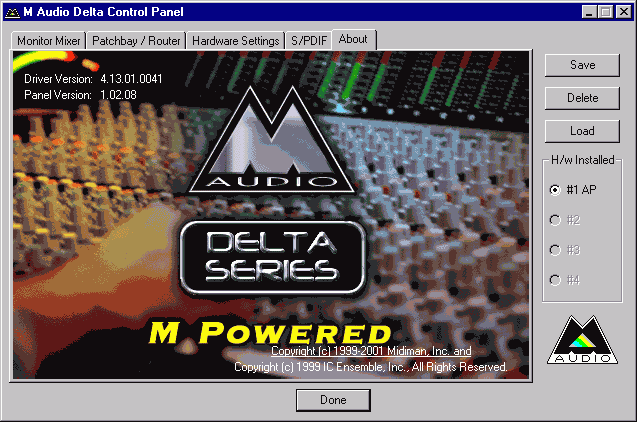 Midiman/M-Audio Audiophile 2496 Sound Card Review