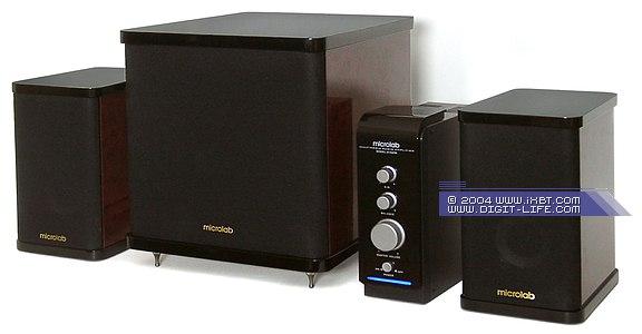 Активная 2.1-акустика Microlab