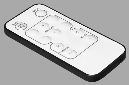 Пульт ДУ Microlab Solo 6C прежнего образца