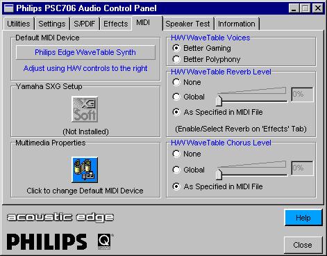 Philips psc705