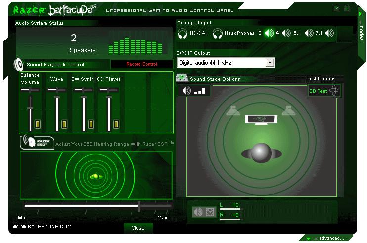 K8v se deluxe audio