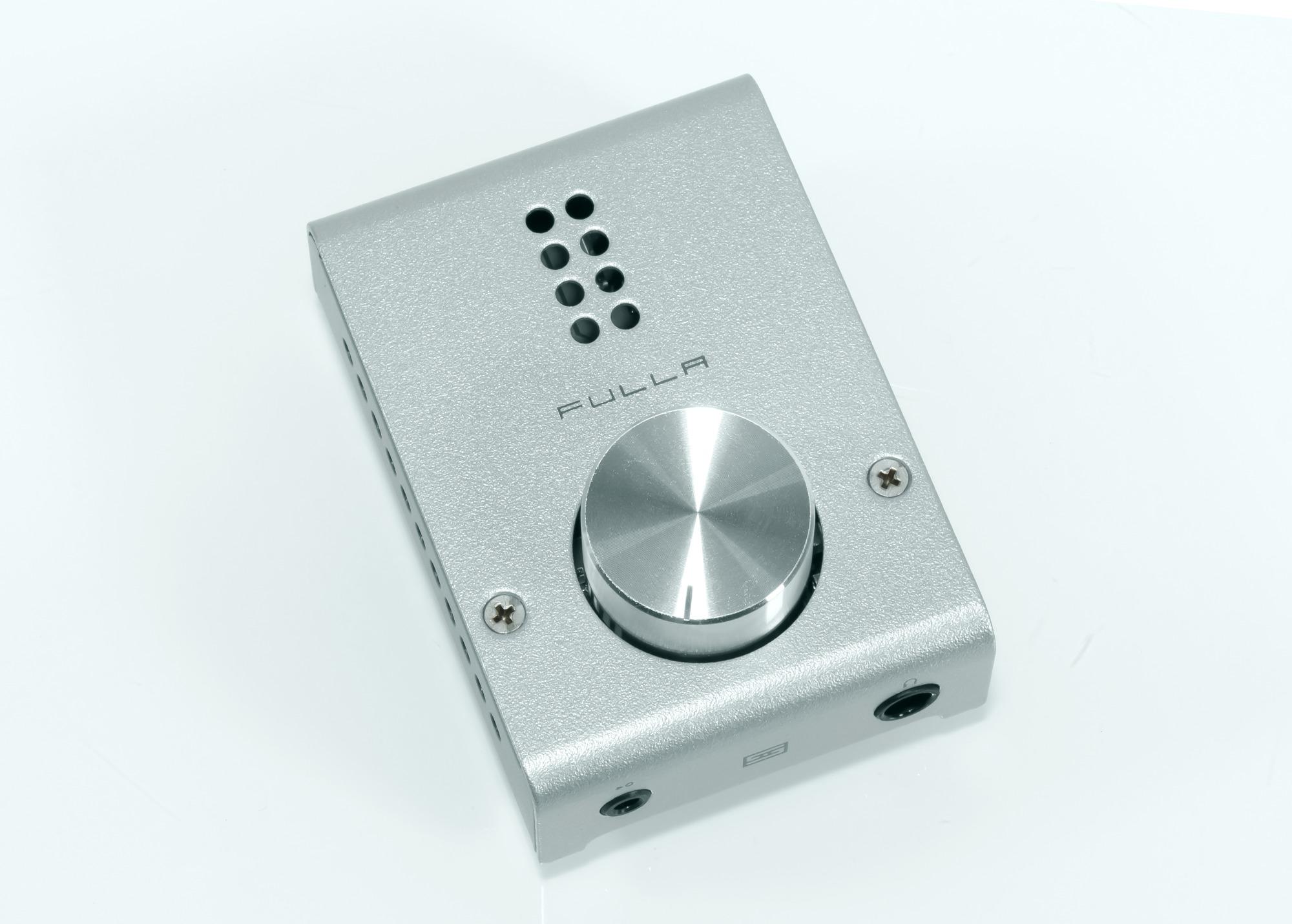 Компактный USB ЦАП и усилитель для наушников Schiit Fulla 2