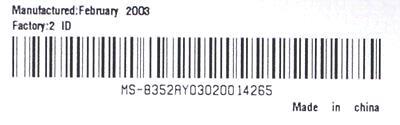 Drivers for MSI CD-RW CR52 ATA Device