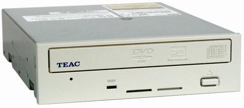 TEAC DVDRW DV-W50D