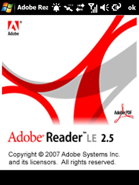 Можно обнаружить программу для просмотра PDF-документов (Adobe