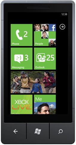 Предварительный обзор Windows 10 Mobile. Скриншоты. Внешний вид Windows Phone 7