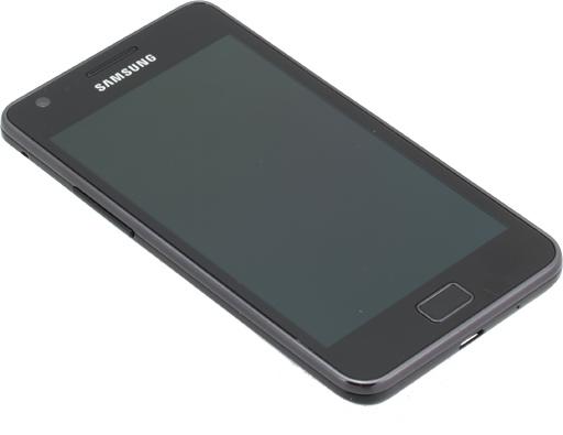 Обзор Samsung Galaxy S II. Внешний вид коммуникатора