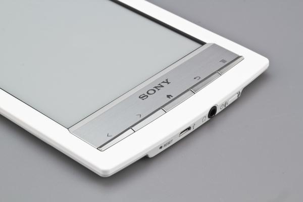 Электронная книга Sony Reader PRS-T1 - блок клавиш