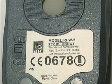 A4TECH RFSW-35 RFW-5 DRIVERS FOR MAC