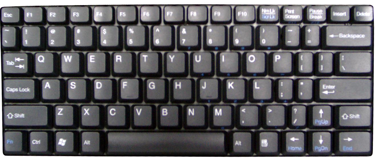 фото обычная клавиатура