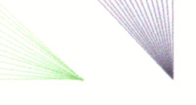 Тестовая таблица цветов для принтера