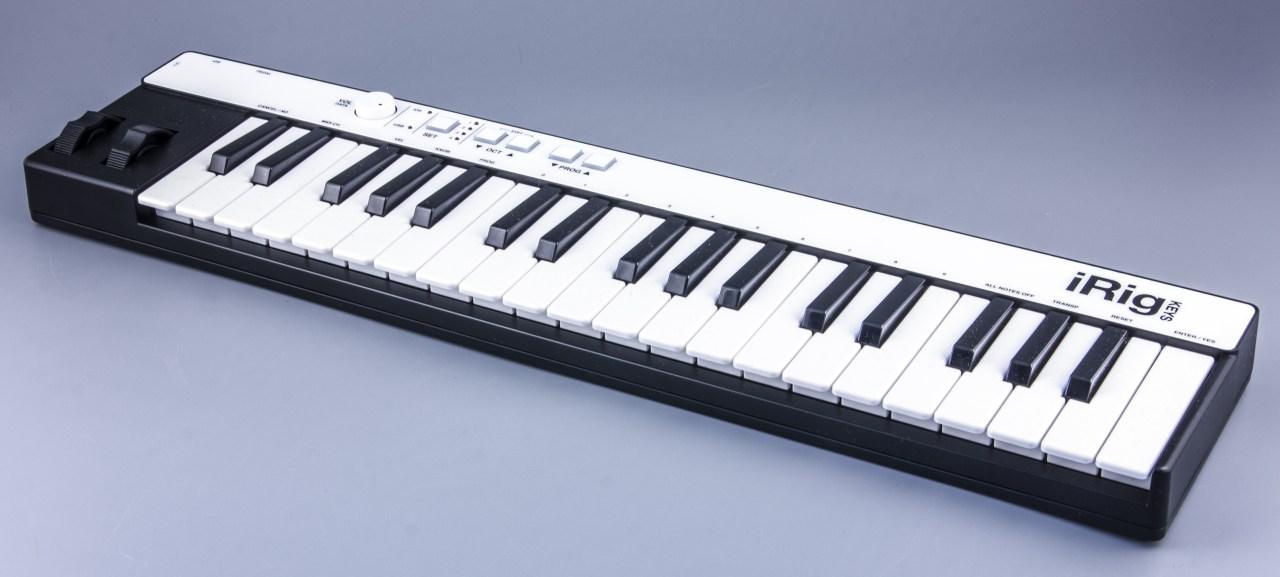 MIDI-клавиатура IK Multimedia iRig Keys 37 IOS/Android/PC/Mac