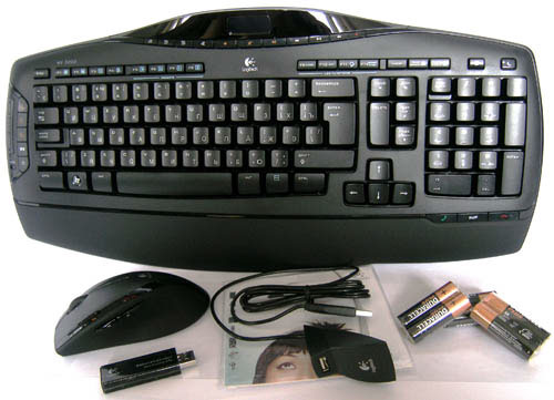 Logitech MX 3200 драйвер