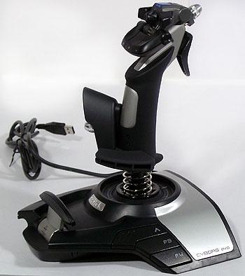 драйвера для джойстика cyborg v1