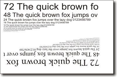 текст для печати