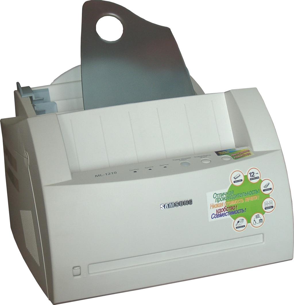 samsung ml-1210 принтер скачать драйвер