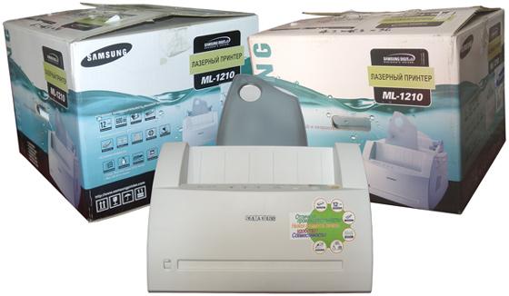 Windows 2000, Windows Server 2003, Windows Vista, Windows XP.Скачать бесплатно драйвер для принтера Samsung ML-1210...