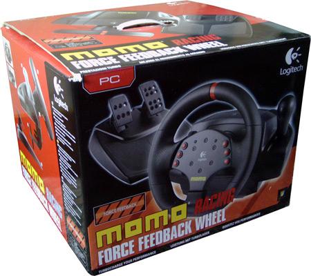 драйвера на руль logitech momo racing force feedback скачать