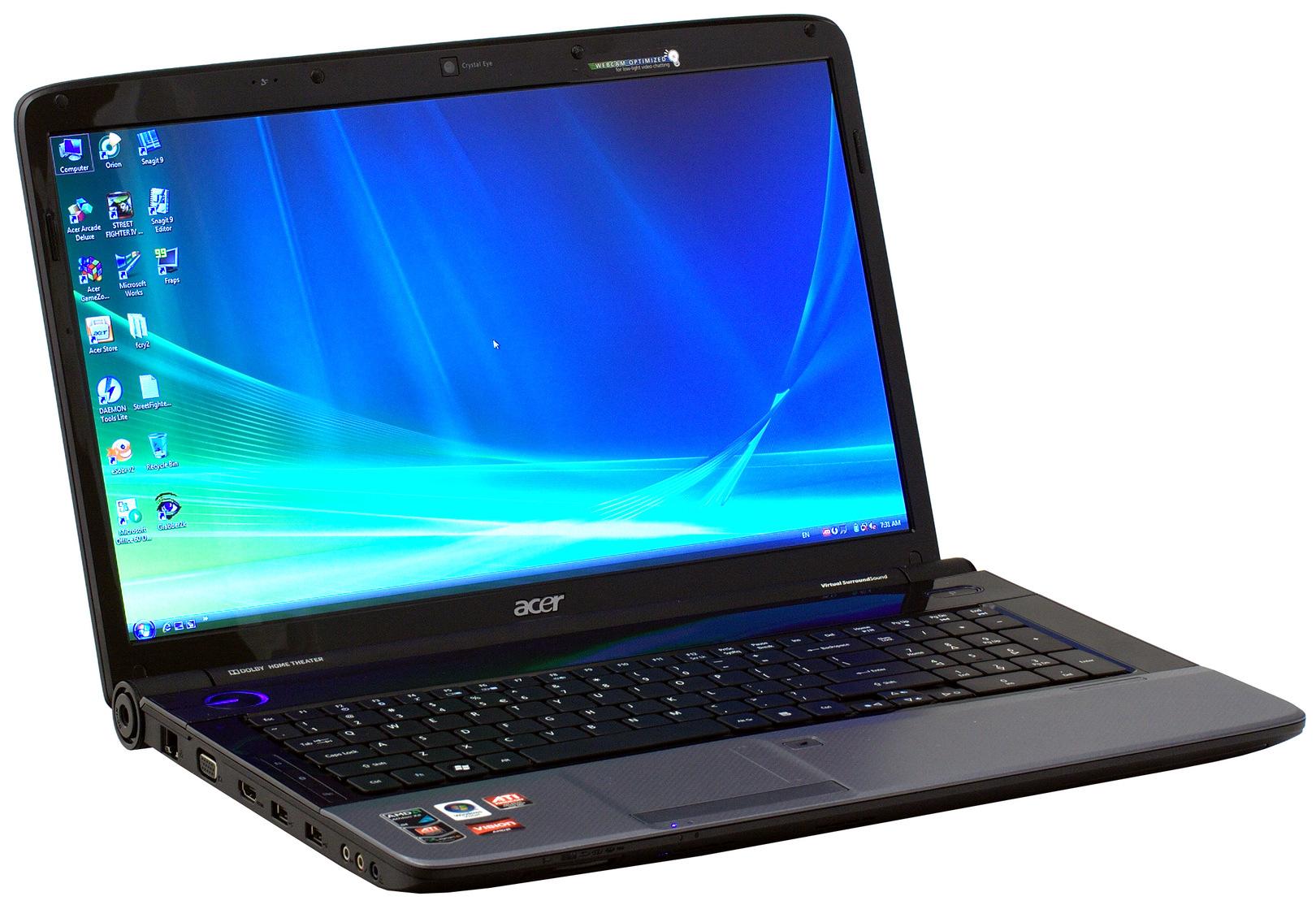 Acer Aspire 7535 LAN New