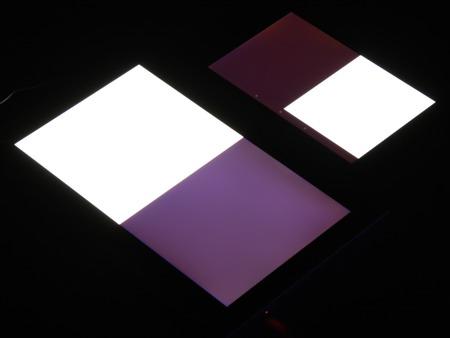Обзор Acer Aspire Switch 10. Тестирование дисплея