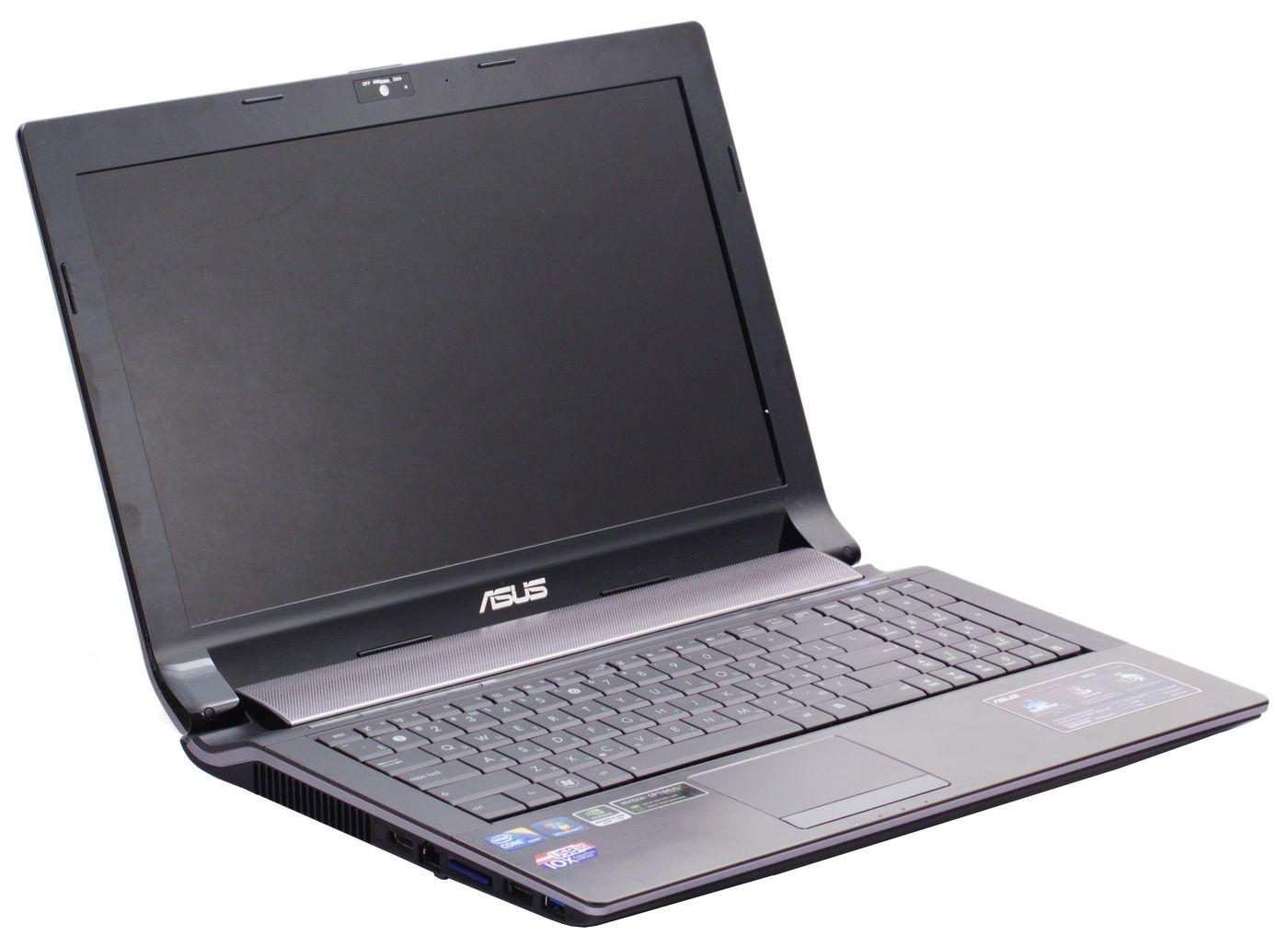 Asus N53JL Notebook Intel Graphics Windows Vista 32-BIT