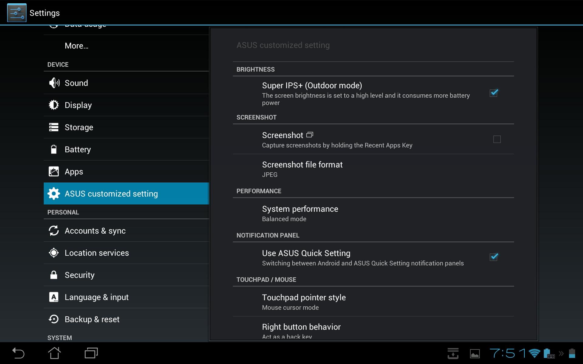Скачать Андроид 4.2.2 Asus