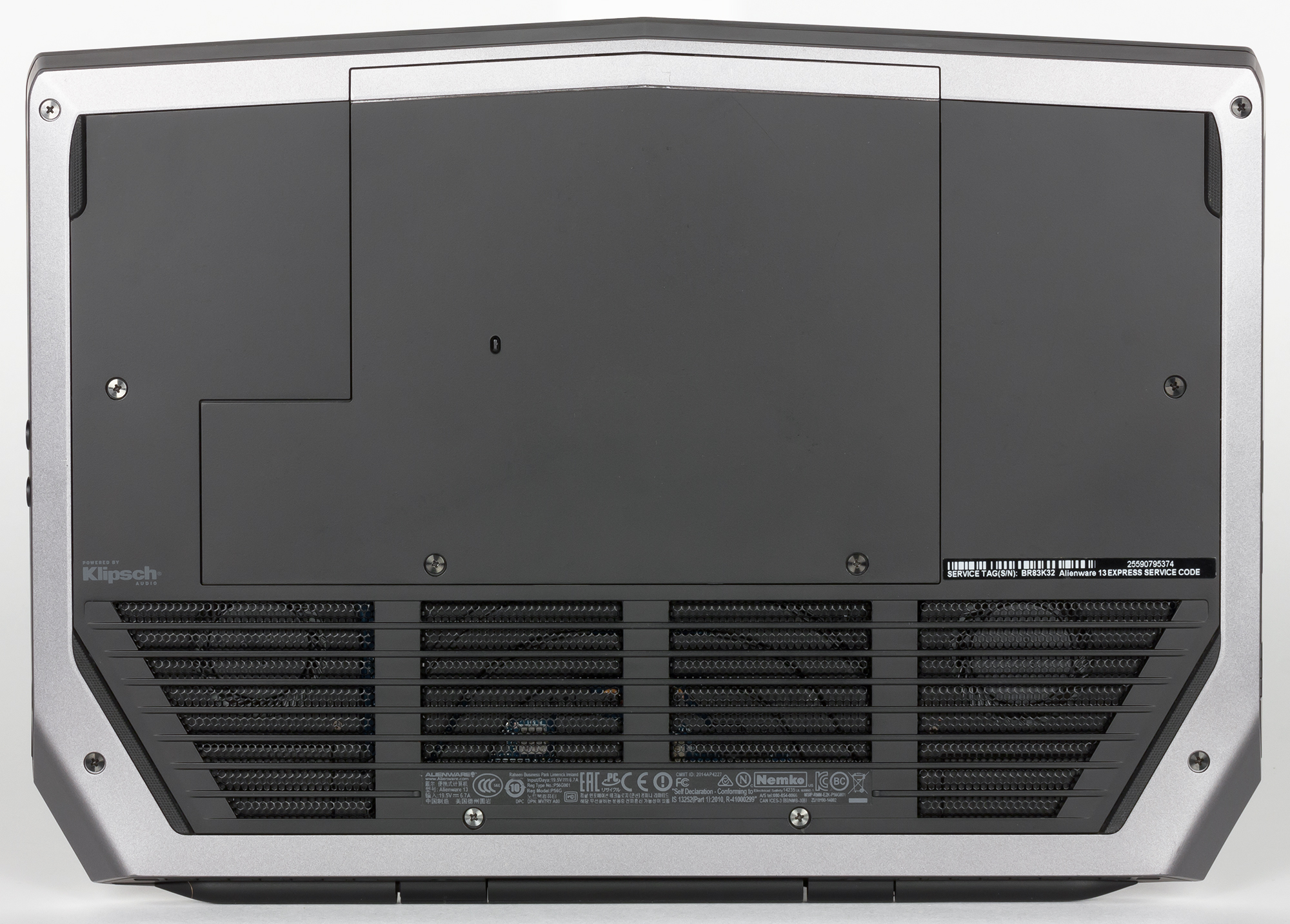 Игровой ноутбук Alienware 13 0609b867451