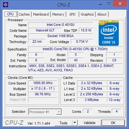 Скачет Частота Процессора